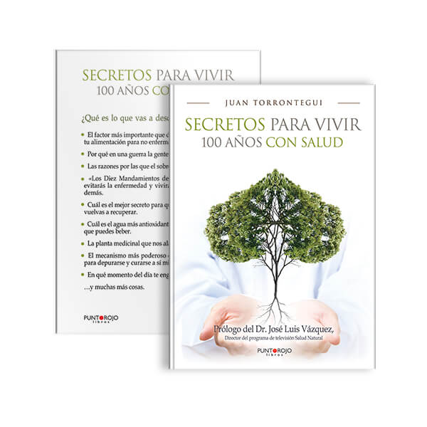 Libro de Remedios Naturales escrito por Juan Torrontegui en papel