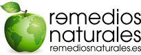 Logotipo e imagen corporativa de Remedios Naturales