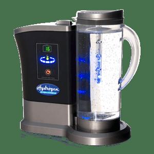 Aparato para ionizar y alcalinizar agua doméstica